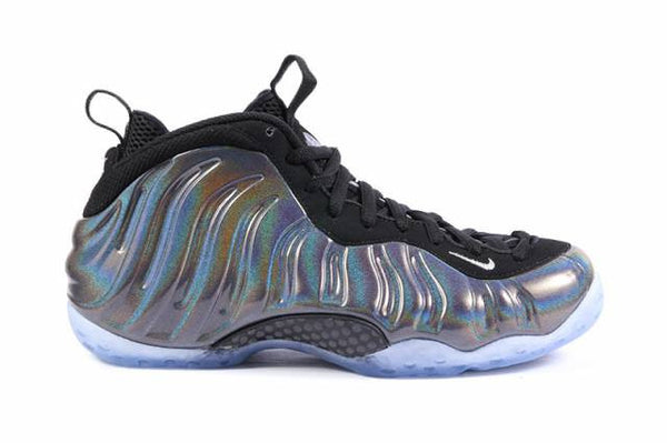 Nike Air Foamposite One Metallic Silver