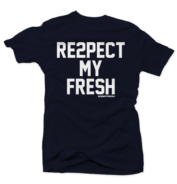 Re2Pect My Fresh Navy Tee