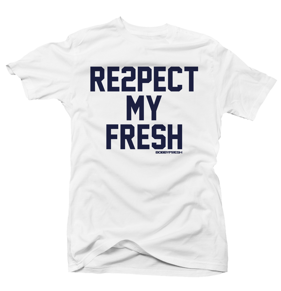 Re2Pect My Fresh White Tee