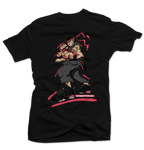Fighter Infrared Black Tee - Bobby Fresh