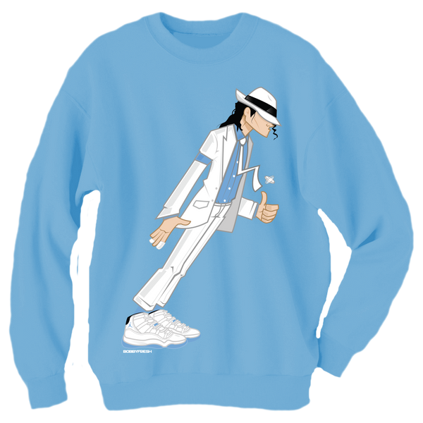 Smooth Criminal Legend Blue Crewneck