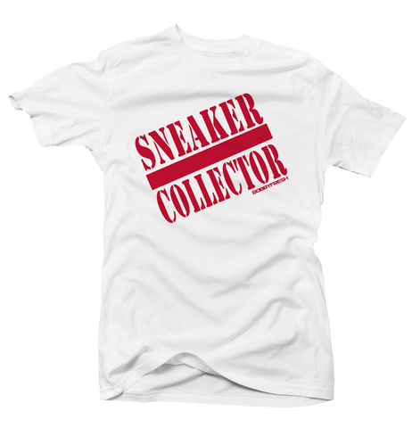 Sneaker Collector History of Flight White Tee