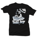 Sole Icy Concord Black Tee - Bobby Fresh