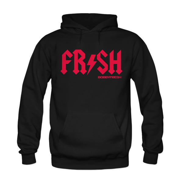 Squealer Black Infrared Hoody - Bobby Fresh