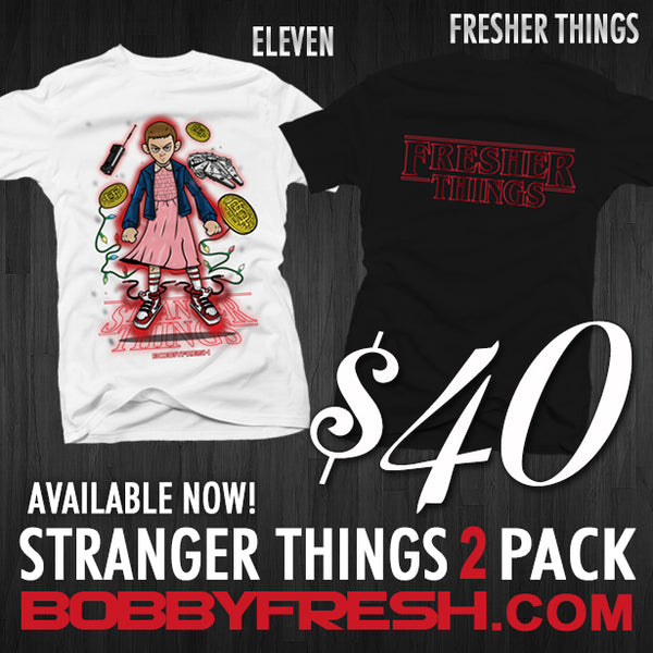 Stranger Things 2 Pack