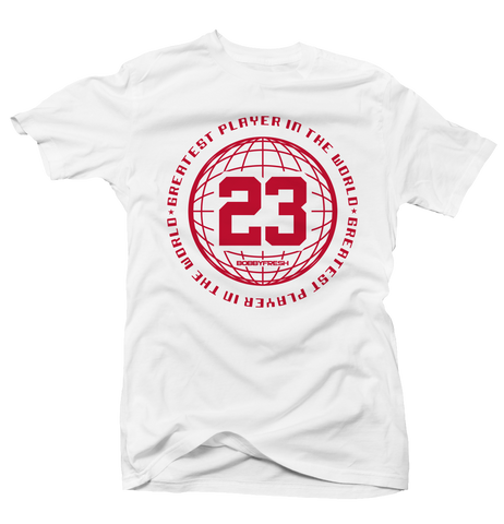 The Greatest History of Flight White Tee