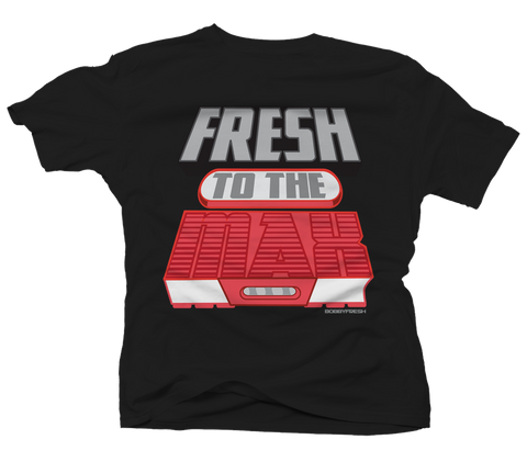 Fresh To The Max Infrared BabyFresh Black Tee