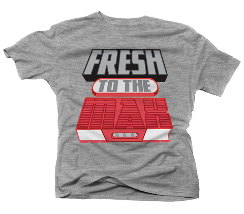 Fresh To The Max Infrared  BabyFresh Heather Tee