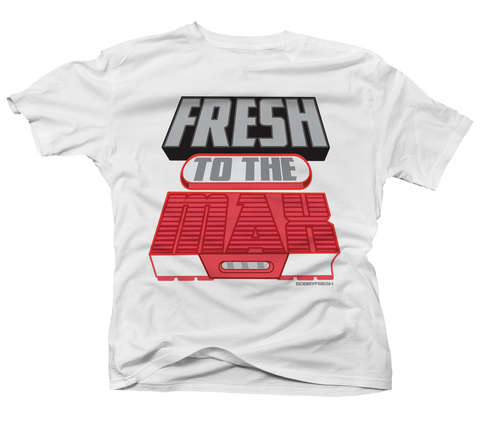 Fresh To The Max Infrared BabyFresh White Tee