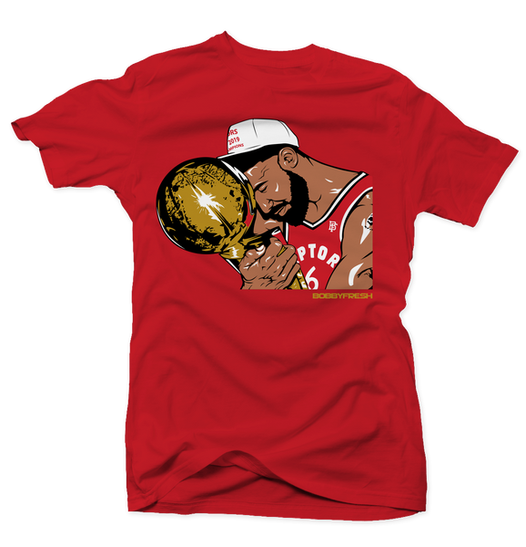 Trophy Red Tee