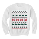 Ugly Sweater White Gucci Crewneck - Bobby Fresh