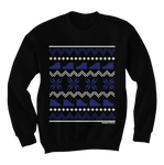 Ugly Sweater Space Jam Black Crewneck - Bobby Fresh