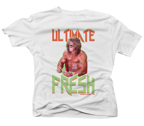 Ultimate Fresh BabyFresh White Tee
