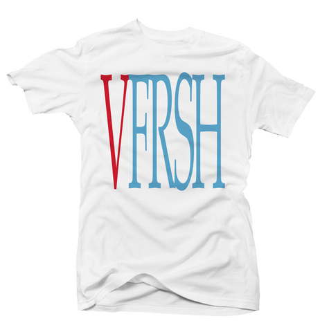VFRSH White (CJ) Tee