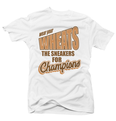 Wheats White Tee