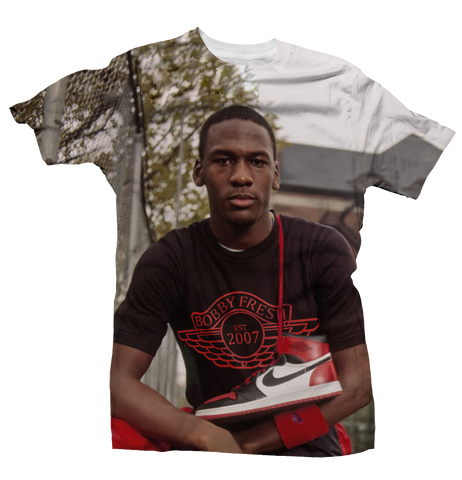 Young Bred All Over Tee