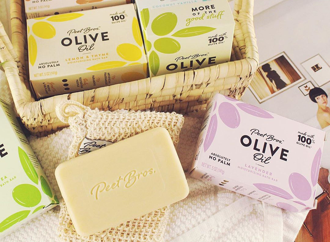 benefits of olive oil soap