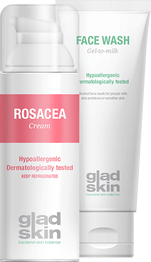 Rosacea Cream Cleansing Set