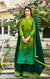 Long Suit With Lengha and Fancy Dupatta in Green Color (K20)