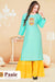 Cotton Kurti with Sharara (D71)