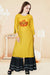 Cotton Kurti with Sharara (D73)