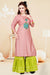 Cotton Kurti with Sharara (D74)