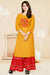 Cotton Kurti with Sharara (D75)