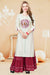 Cotton Kurti with Sharara (D76)