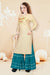 Cotton Kurti with Sharara (D77)