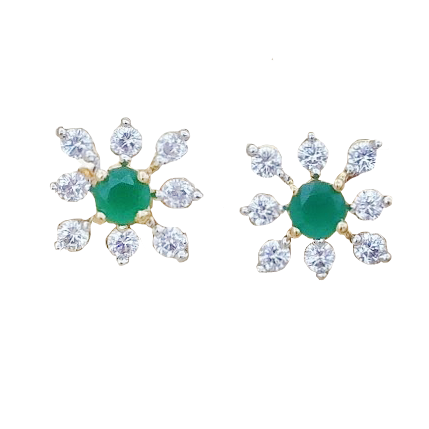 American Diamond Studs (Design 1)