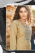 Silk Cotton Suit With Patiala Salwar and Fancy Dupatta (110)