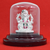999 Pure Silver Large Ganesha with A Garland