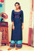 Cotton Kurti with Plazzo(D96)