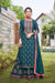 LongSuit With Lengha and Fancy Dupatta (113)