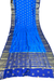 Soft Silk Saree in a Combination of Blue