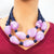 Double Layer Women Beads Necklace