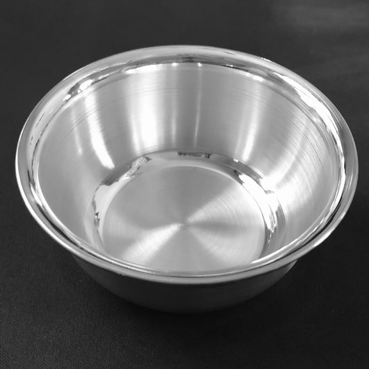 925 Solid Silver Bowl (Design 10)