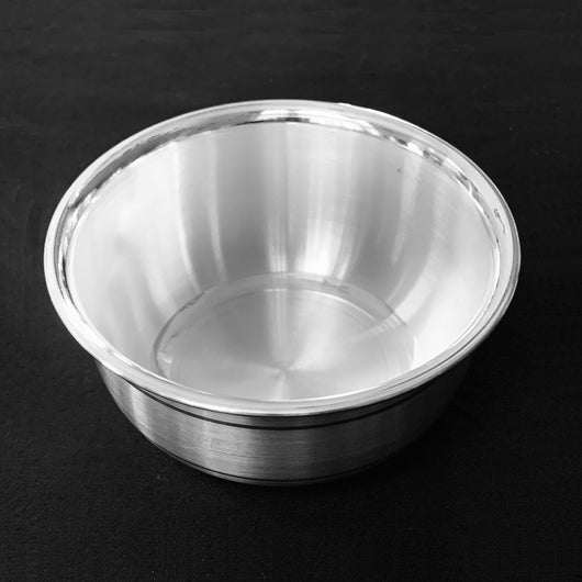 925 Solid Silver Bowl (Design 13)