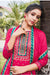 LongSuit With Lengha and Fancy Dupatta (112)