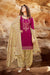 Silk Cotton Suit With Patiala Salwar and Fancy Dupatta (102)
