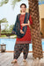 Silk Cotton Suit With Patiala Salwar and Fancy Dupatta (117)
