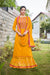 LongSuit With Lengha and Fancy Dupatta (114)