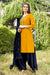 Silk Cotton Suit With Patiala Salwar and Fancy Dupatta (123)