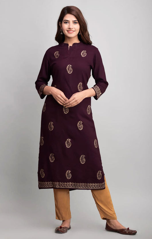 Indian Ethnic Kurti (K9)