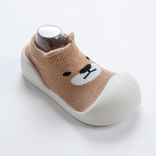 Load image into Gallery viewer, Baby boy sock shoes