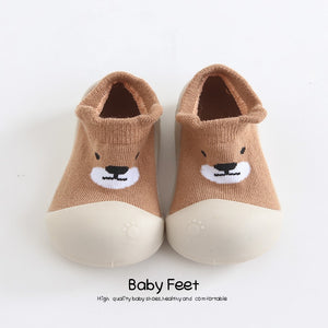 Baby boy sock shoes