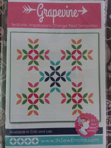 Grapevine pattern by It's sew emma