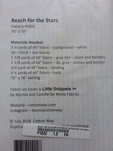 Reach for the stars by Cotton Way