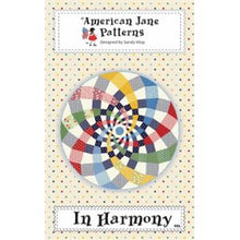Load image into Gallery viewer, In Harmony an American Jane pattern