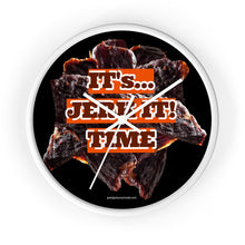 Load image into Gallery viewer, It's JERK IT! TIME Wall clock